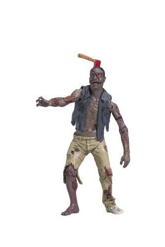 The Walking Dead Action Figure Series 1  zombie Romer