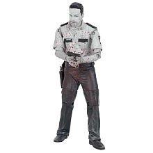 The Walking Dead Action Figure TV Series 1 Rick Grimes Black White color ver