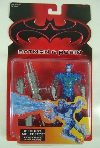 BATMAN ROBINICEBLAST MR FREEZE ACTION FIGURE by Batman