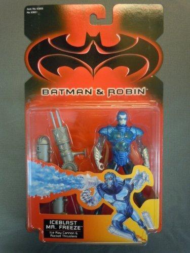 BATMAN ROBIN ICEBLAST MR FREEZE ACTION FIGURE by Batman parallel import goods