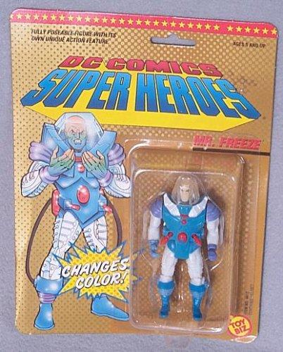 DC Comics Super Heroes Mr Freeze Action Figure