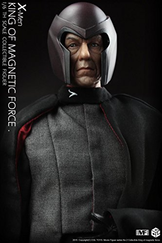 CGL CGLTOYS MF02 16 Scale THE VARIANT X-Men Mutant Magneto Action Figure W Box In Stock Collectible Action Figure