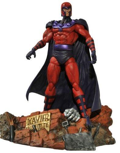 Diamond Select Toys Marvel Select Magneto Action Figure by Diamond Select