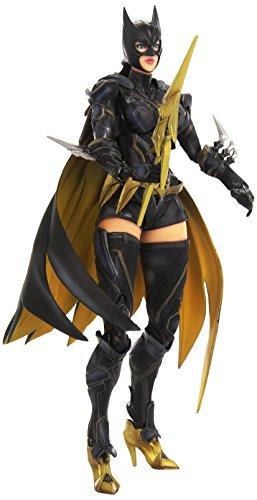 Animewild DC Comics Variant Play Arts Kai Batgirl Action Figure