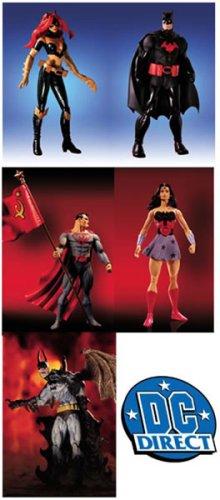 Elseworlds Series 1 Thrillkiller Batgirl Action Figure
