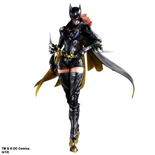 Square Enix DC Comics Batgirl Variant Play Arts Kai Action Figure