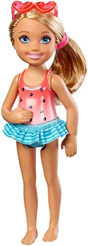 Barbie Club Swimming Chelsea Doll