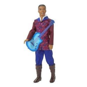 Mattel Barbie The Diamond Castle Prince Jeremy Ken Doll AA