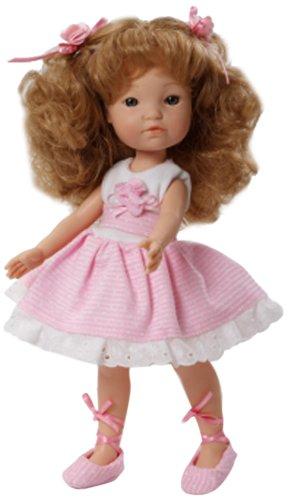 Berjuan Fashion Girl Doll Pink