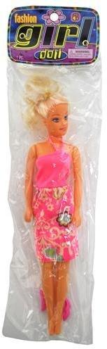 Fashion Girl Doll 11in