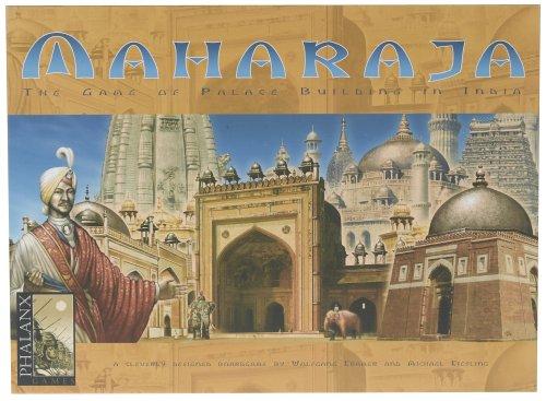 Mayfair Games Maharaja