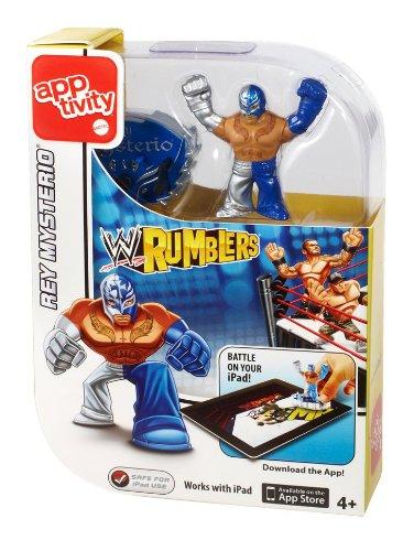 WWE Rumblers Apptivity Rey Mysterio Figure