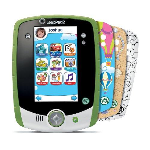 LeapFrog LeapPad2 Kids Learning Tablet Custom Edition Green