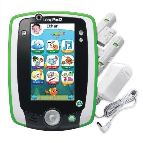 LeapFrog LeapPad2 Power Learning Tablet Green