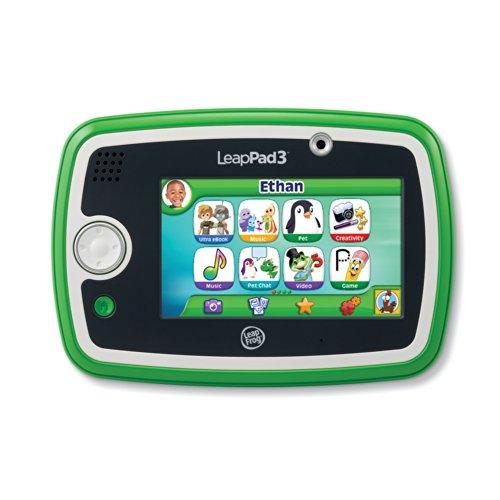 LeapFrog LeapPad3 Kids Learning Tablet Green