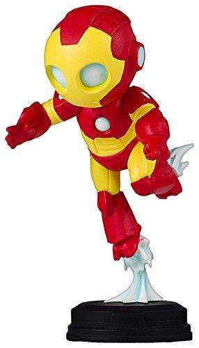 Marvel Comics Iron Man Animated Statue Full Color 8 x 2 x 25