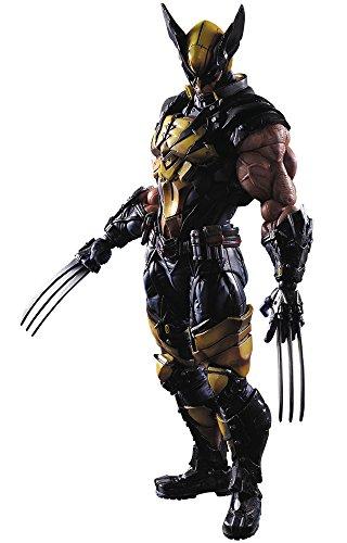 Marvel Universe Variant Play Arts - Kai - Wolverine  Action Figure