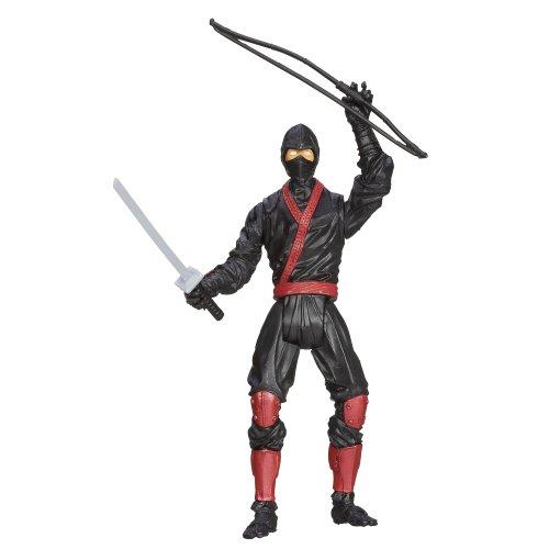 Marvel Wolverine Action Figure Shadow Strike Ninja 375 Inch