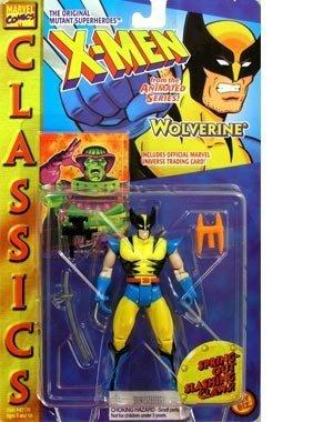 X-Men Classics Wolverine Action Figure