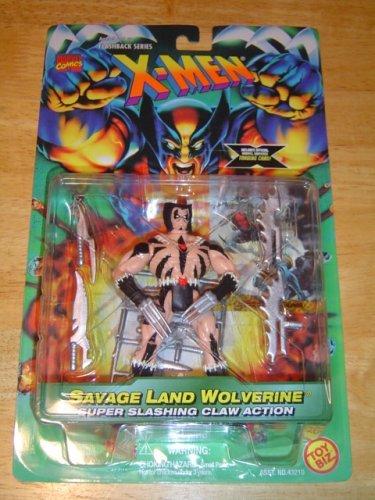 X-Men Flashback Series Savage Land Wolverine Action Figure by Wolverine