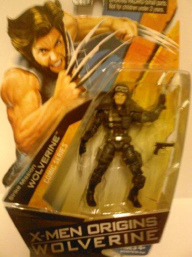 X-Men Origins Wolverine Series 1 Strike Mission Wolverine Action Figure
