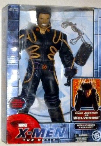 X-Men The Movie Series 10 Inch Wolverine Action Figure