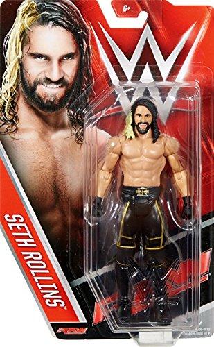 SETH ROLLINS - WWE SERIES 63 MATTEL TOY WRESTLING ACTION FIGURE