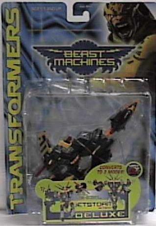 Beast Machines Transformers Jetstorm Transformer Action Figure By Hasbro
