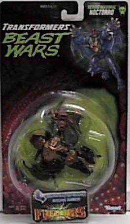 Beast Wars Transformers Fuzors Noctorro Transformer Action Figure