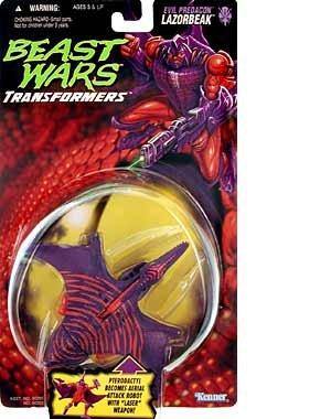 Transformers Beast Wars Evil Predacon - Lazorbeak Action Figure by Kenner