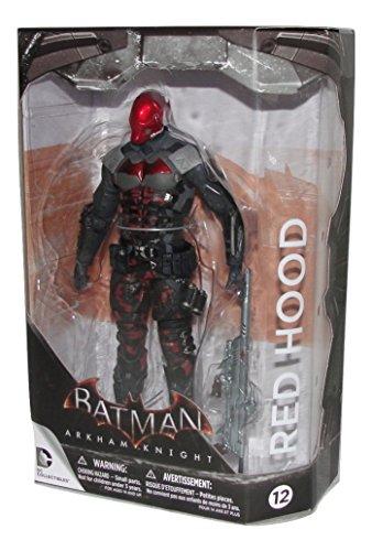 Red Hood Batman Arkham Knight Action Figure 12 Jason Todd