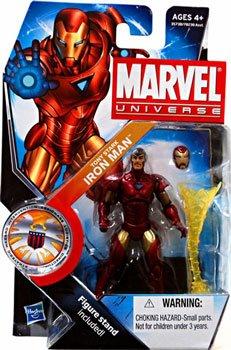Marvel Universe 3 34 Inch Series 16 Action Figure 22 Tony Stark Iron Man