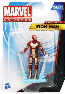 Marvel Universe Iron Man 25 Action Figure Movie Series