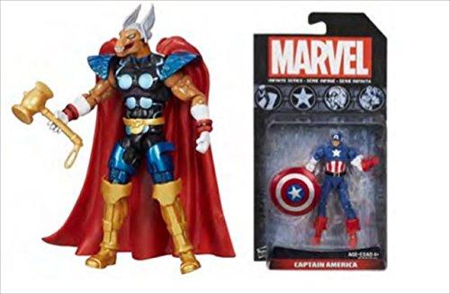Marvel Universe Legends 375 Action Figure Assortment