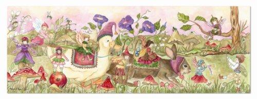 Melissa Doug Fairy Parade Floor Puzzle 48 Pieces