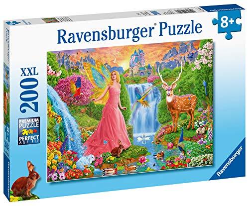 Ravensburger 12624 Fairy Magic XXL 200pc Jigsaw Puzzle