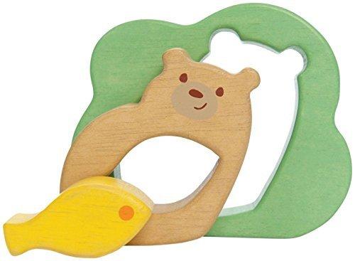 Le Toy Van PL003 Petilou-Baby Bear 3 Piece Puzzle Puzzle by Le Toy Van