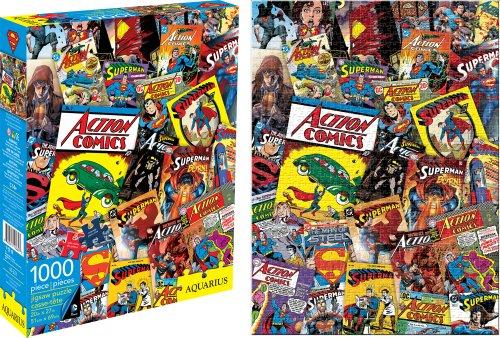 Aquarius DC Comics - Superman Puzzle