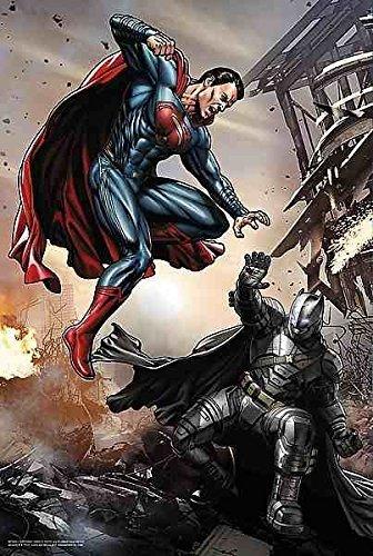 Trefl 13201 Batman vs Superman Puzzle 260-Piece by Trefl