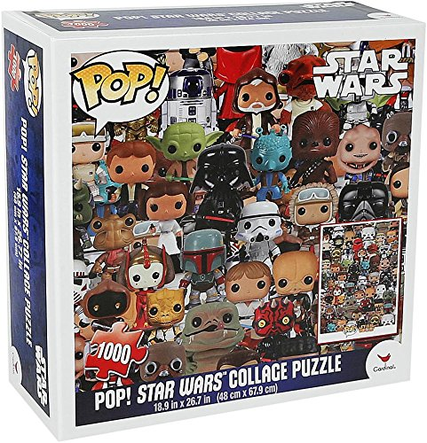 Star Wars Funko Pop Puzzle 1000 Piece