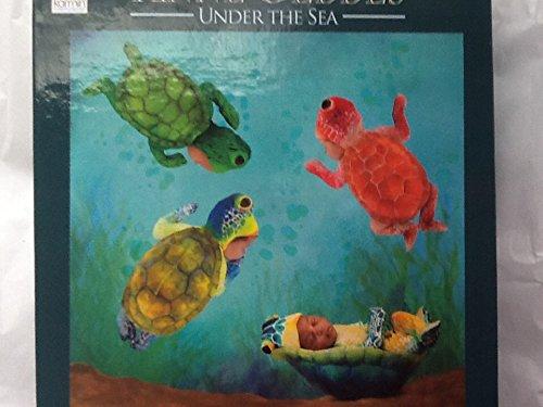 Anne Geddes Turtles Under the Sea 550 Piece Puzzle