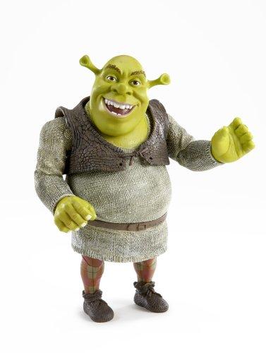 Shrek Movie Action Figure Shrek