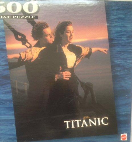 Titanic 500 Piece Puzzle