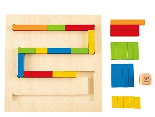 Hape - Home Education - Path Finder Wooden Logic Puzzle