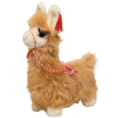 Douglas Butterscotch Llama Plush Stuffed Animal