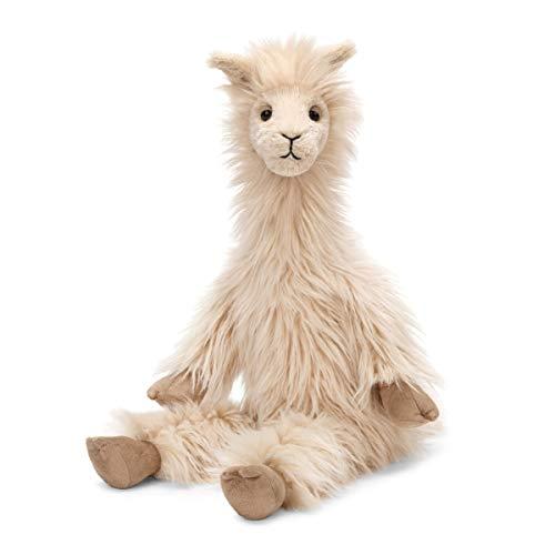 Jellycat Mad Pet Luis Llama Stuffed Animal 18 inches