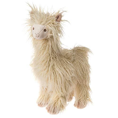 Mary Meyer FabFuzz Stuffed Animal Soft Toy Andy Llama 18-Inches