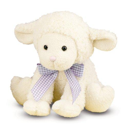 Melissa Doug Meadow Medley Lamby - Stuffed Animal Baby Lamb