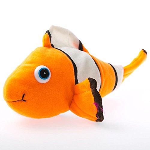 Clown Fish Stuffed Animal