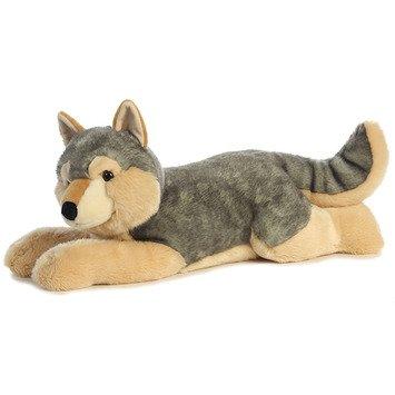 Stuffed Wolf